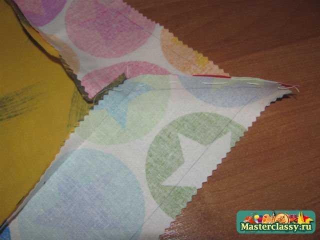 массажная дороржка из ткани
