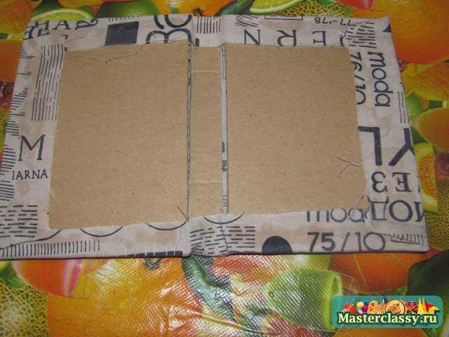 скрапбукинг для начинающих пошагово с фото блокнот