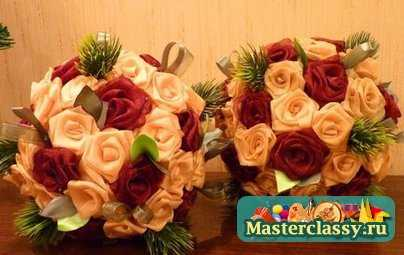 Цветы. Мастер класс
