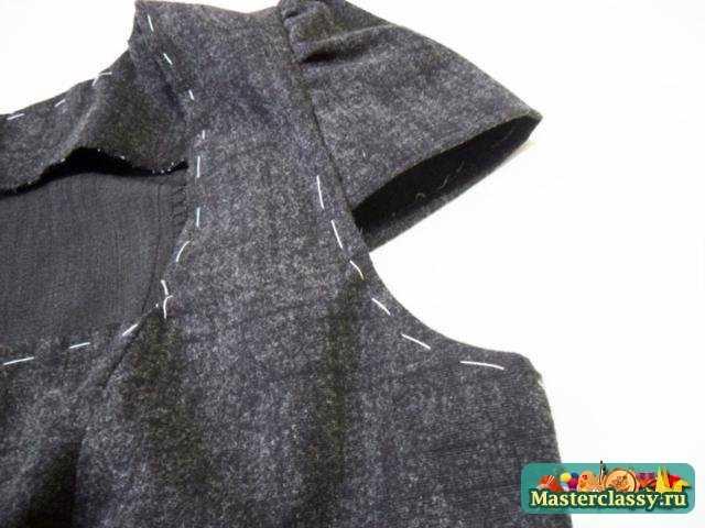 Мастер классы по шитью детского платья