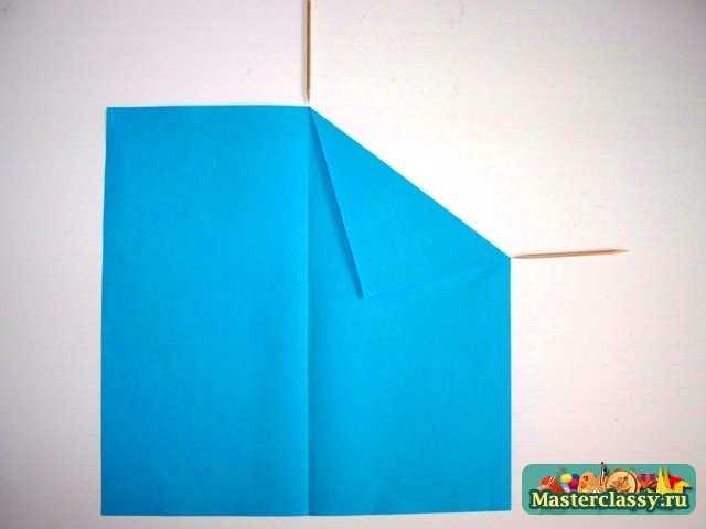 Исходная форма. Пятиугольник оригами