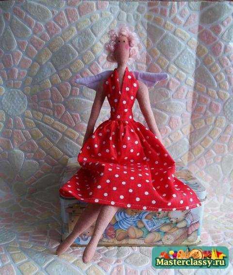 Кукла Тильда. Журнал Tildas Varideer