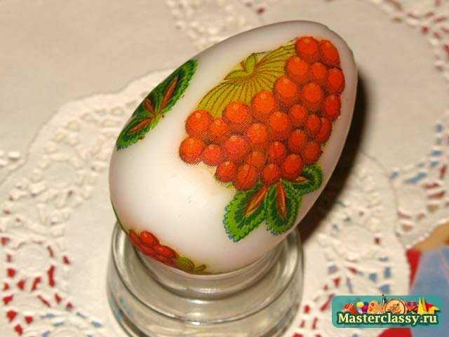 Мыло - яйцо с имитацией росписи. Мастер класс по мыловарению