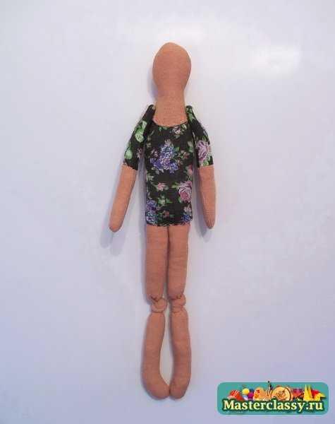 Кукла Тильда от Anne-Pia Godske Rasmussen. Мастер класс