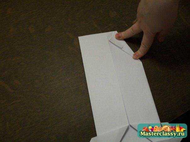 Детские поделки из бумаги. Рубашка оригами. Мастер класс