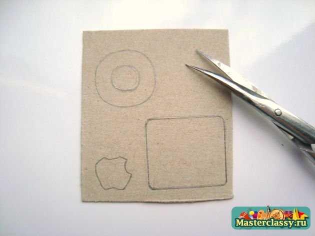 авторские серьги гаджеты из пластики