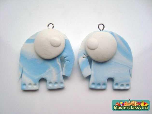 Небесные слоны ручной работы