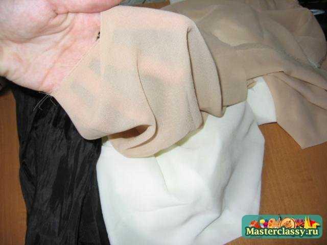 Брошь Роза из ткани своими руками. Мастер класс
