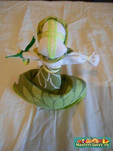 Ароматная кукла - мотанка мастер класс