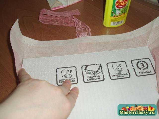 Фотоальбом для новорожденной девочки своими руками. Мастер класс