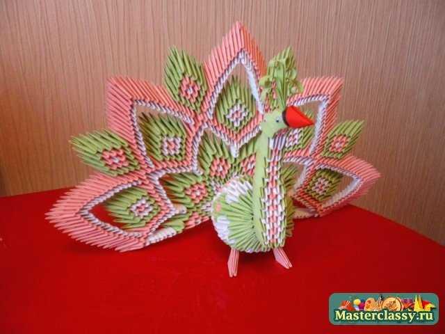 Пошаговое оригами