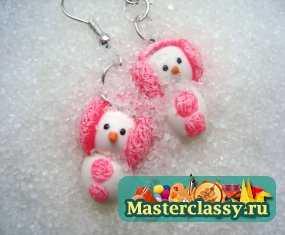 1335100617_kratkaya Снеговик своими руками на Новый год из подручных материалов