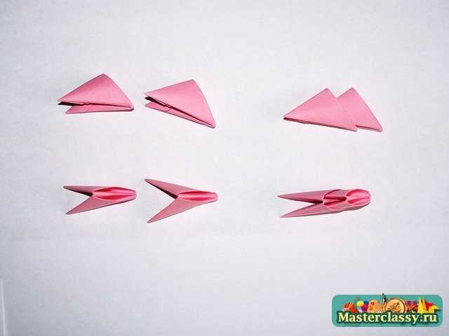 Алфавит оригами