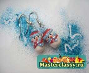 1335732695_kratkaya Снеговик своими руками на Новый год из подручных материалов