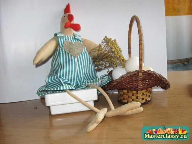 Тильда - очаровательные интерьерные игрушки