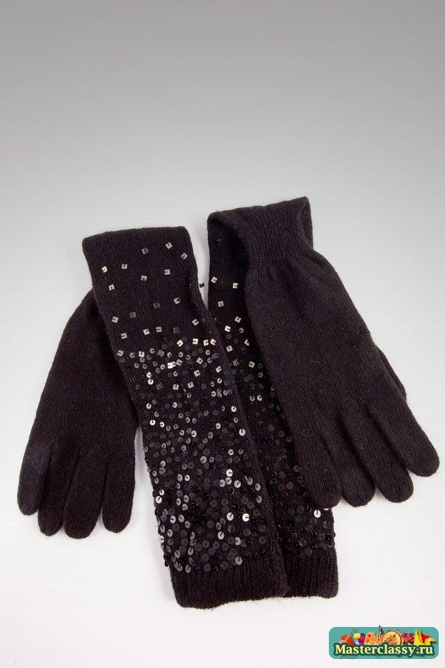 Украшение одежды своими руками