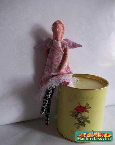 Кукла Тильда Принцесса. Выкройка и мастер класс с пошаговыми фото