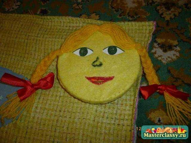 Развивающий коврик для малышей. Пошаговый мастер класс