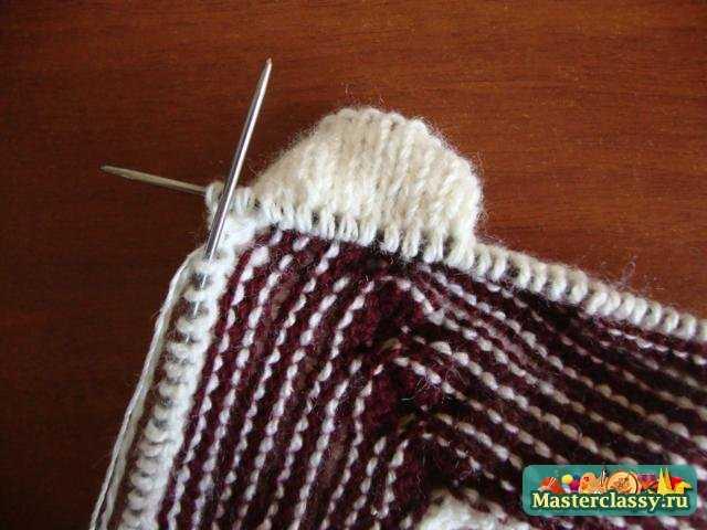 Вязание детям. Тапочки. Мастер класс с пошаговыми фото