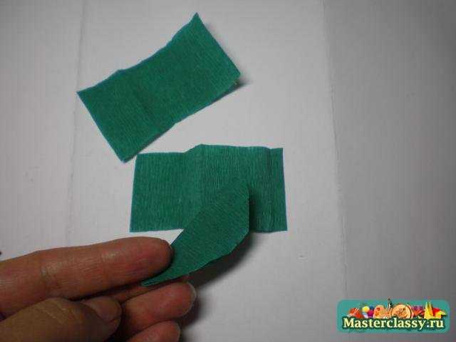 Поделки из бумаги. Подсолнух из гофрированой бумаги