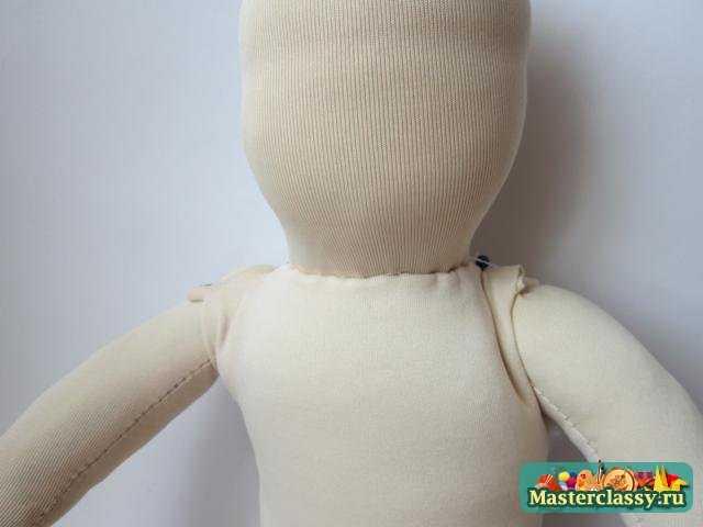 Вальдорфская кукла своими руками. Мастер класс с пошаговыми фото