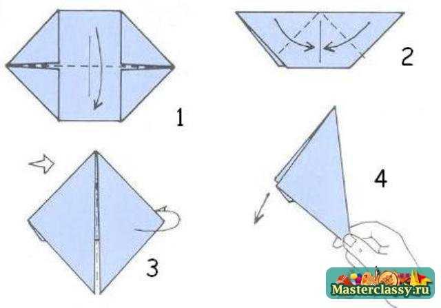 Сделать бомбочку из бумаги своими руками