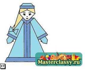 1342705875_bezymyannyy Как сделать снегурочку своими руками