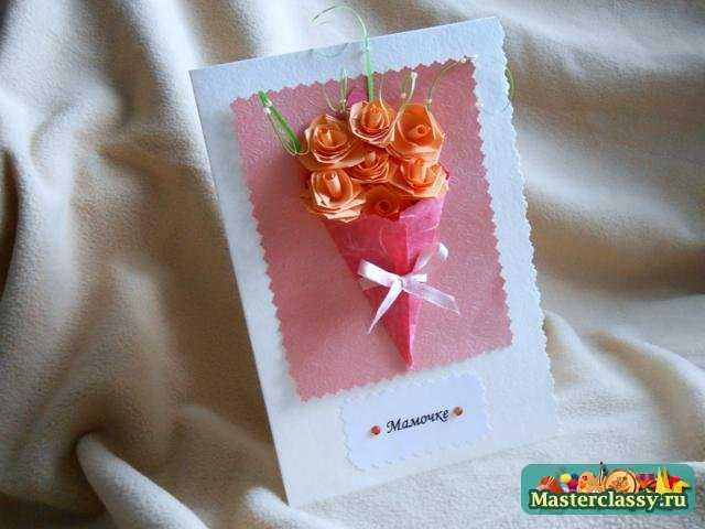 Подарки матери своими руками