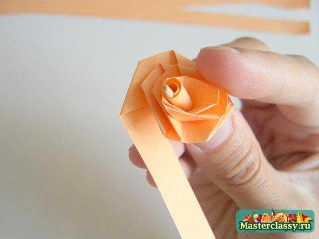 Открытка своими руками розы