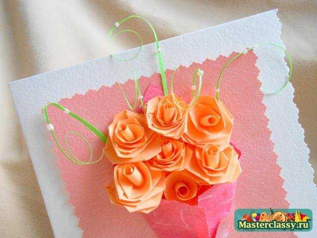 открытка с розами на день матери своими руками цены тату