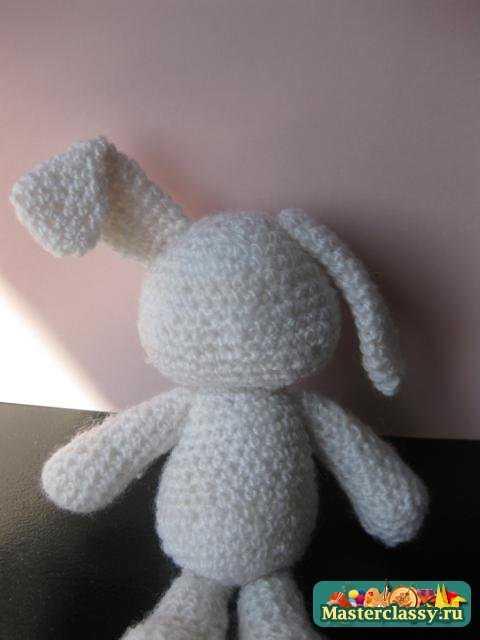 Как связать кролика