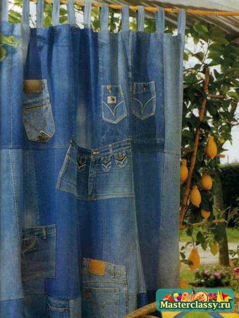 Вторая жизнь старых вещей. Что можно сделать из джинсов