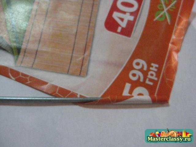 Коробка для игрушек из газетных трубочек. Мастер класс с пошаговыми фото