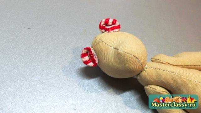 Тильда мишка. Мастер класс с пошаговыми фото