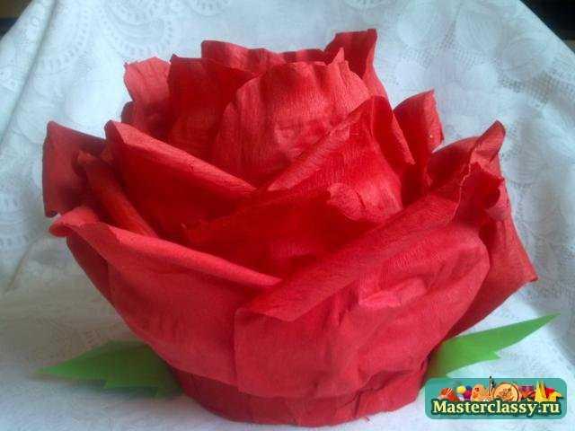 Костюм для девочки роза своими руками