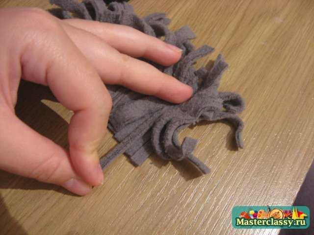 Лошадка - текстильная игрушка. Мастер класс