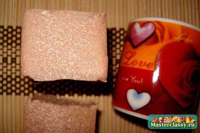 Валентинка своими руками «Дерево любви с ароматом кофе». Мастер класс с фото.