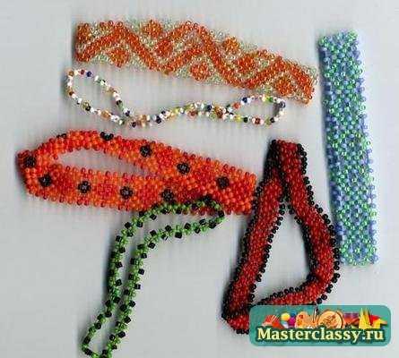 Что нужно для плетение из бисера для начинающих