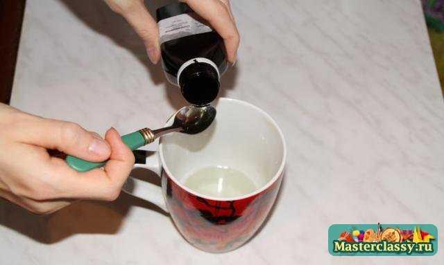 Мастер класс по приготовлению мыла. Шоколадно-молочный бисквит