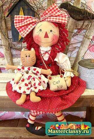 мк куклы