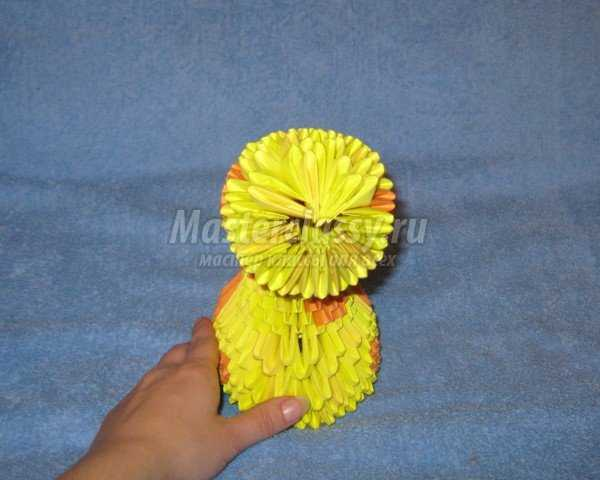 Лошадь своими руками. Оригами
