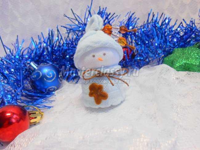 1353783097_dscn3742_650x488 Снеговик своими руками на Новый год из подручных материалов