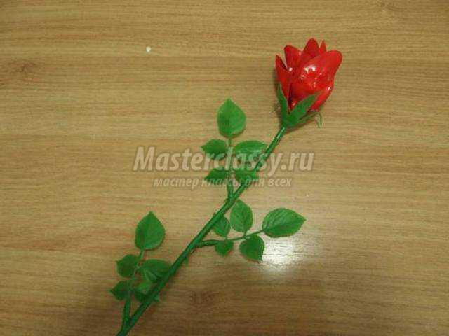 розы для любимой мамы в технике шебби-шик. Мастер класс с пошаговым фото