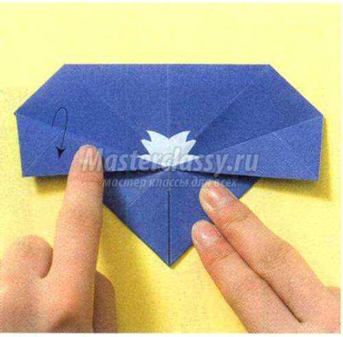 оригами. Горилла