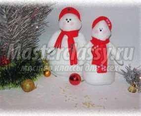 1354456920_kopiya-izobrazhenie-293 Снеговик своими руками на Новый год из подручных материалов