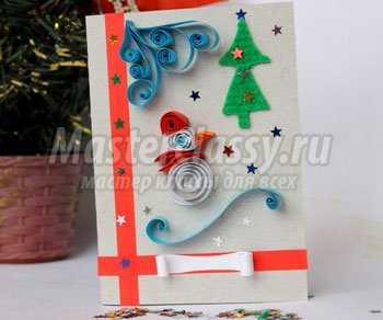 1354729202_1 Снеговик своими руками на Новый год из подручных материалов