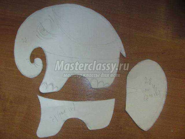 интерьерная игрушка ароматический слоник