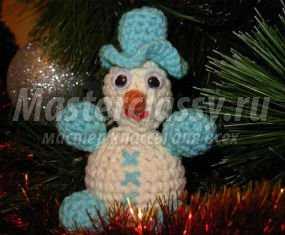 1355090646_anons640x480 Снеговик своими руками на Новый год из подручных материалов