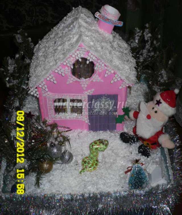 домик деда Мороза