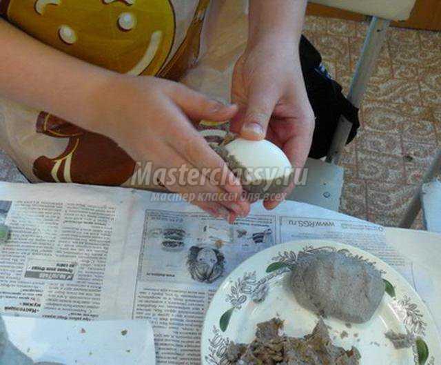 Папье-маше своими руками для начинающих пошагово